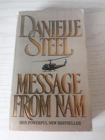 【英文原版】DANIELLE STEEL MESSAGE FROM NAM