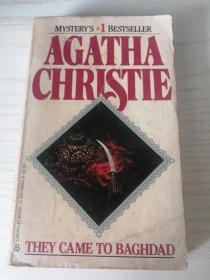 【英文原版】Agatha Christie (阿加莎·克里斯蒂) 著