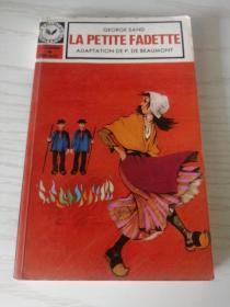 【英文原版】LA PETITE FADETTE 小法黛特