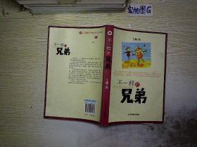 不一样的兄弟 /北董 山东美术出版社