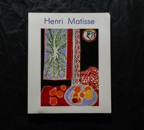 「现货」【亨利·马蒂斯 (Catalogue de I'exposition Henri Matisse) 】(检索:美术画册,绘画展览图录)