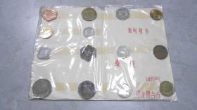 缅甸硬币,泰铢,印度银古币 每枚硬币发行时间不一样,14枚合售!L10