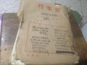 湖北省武术协会主席江百龙武术部分讲稿一堆