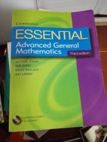 Enhanced Essential Advanced General Mathematics (Third Edition)  有光盘