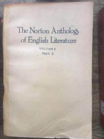 The Norton Anthology of English Literature, Vol. 2 p2