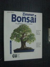 德文版 Zimmer Bonsai  房间盆景