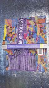 MORPHOLOGY(Modern Linguistics) 形态学( 英文原版,小16开)