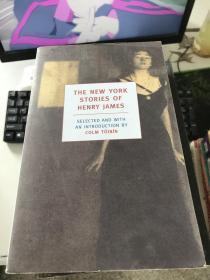 正版现货!The New York Stories of Henry James...9781590171622
