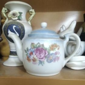 茶壶 瓷器