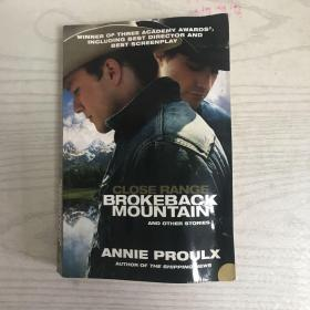 Brokeback Mountain:Brokeback Mountain and Other Stories