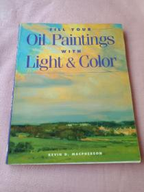 Fill Your Oil Paintings with Light & Color 油画的光与色