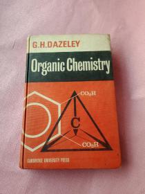 Organic Chemistry 有机化学