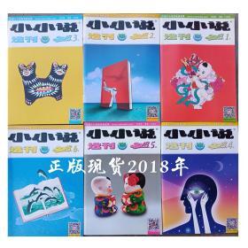 小小说选刊杂志2018年全年24期打包