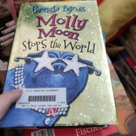 特价~Molly Moon Stops the World 莫莉,拯救世界9780330415774