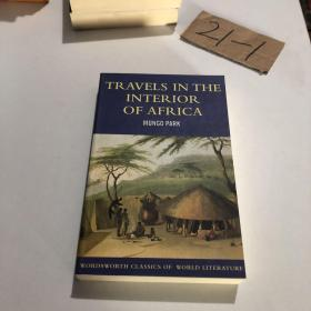 Travels in the Interior of Africa (World Literature Series)