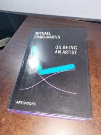 OnBeingAnArtist关于成为艺术家 On Being An Artist [精装] Michael Craig-Martin