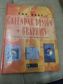 《THE BEST CALENDAR DESIGN + GRAPHICS》(最佳日历设计+图形) 大16开! 精装!