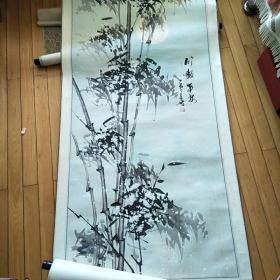 竹教平安画