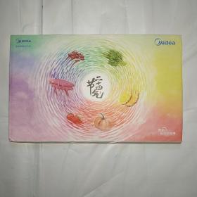 二十四节气系列食谱明信片