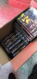 魔兽争霸3混乱之治盒装游戏光盘