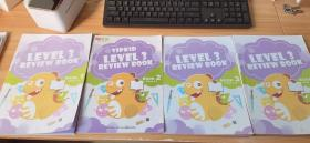 【美国小学在家上】VIPKID LEVEL 3 REVIEW BOOK(1-3,4-6,7-9,10-12,全4册)(内页干净)