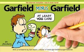 Garfield Minus Garfield加菲猫漫画,英文原版