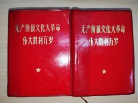 无产阶级文化大革命胜利万岁(上下)