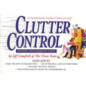 Clutter Control  Putting Your Home on a Diet