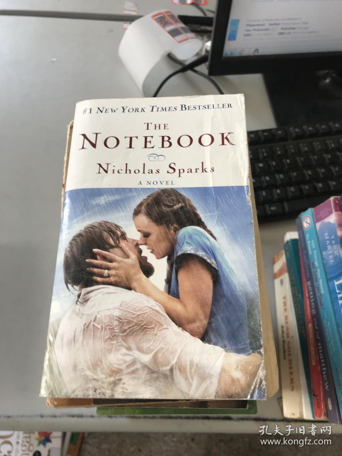 正版!!The Notebook..9780446605236