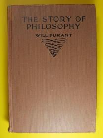 The Story Of Philosophy - Book in English