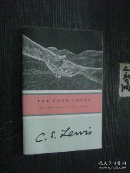 英文原版 The Four Loves (C.S. Lewis  [四种爱]