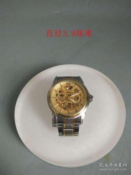少见的老手表,准时