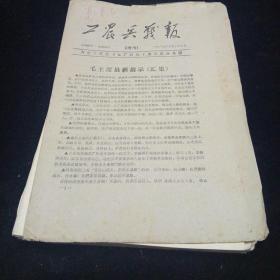 文革小报(工农兵战报增刊等12本)