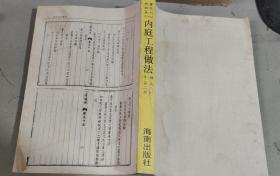 故宫珍本丛刊:内庭工程做法(第二册)