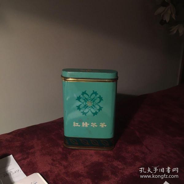 茶叶盒(扁形) 携带方便