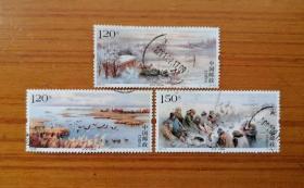 2020-22  查干湖信销编年邮票