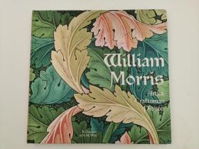 William Morris: Artist Craftsman Pioneer 威廉 莫里斯画册