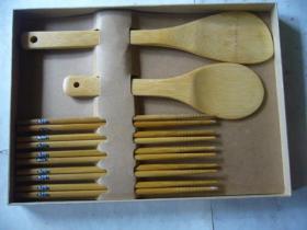 传统手工精制天然有机餐具(七件套)