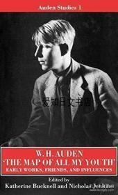 【包邮】Auden Studies Vol 1 (auden Studies)