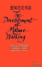 【包邮】The Development of Mature Walking