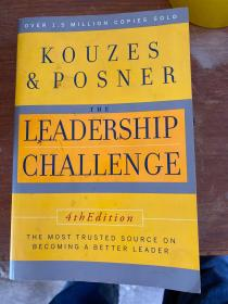 The Leadership Challenge, 4th Edition  领导力挑战,第四版