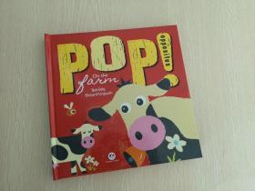 正版现货 可爱的动物 3D立体书儿童Peek-a-boo Pop-ups