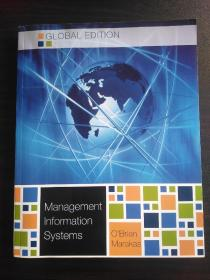 Management Information Systems Global(欧宝版)管理信息系统【正版!此书籍几乎未阅 干净 无勾画 不缺页 大16开】【国际标准书号978-981-3151-12-3】【军事工业发展部981-3151-12-9】