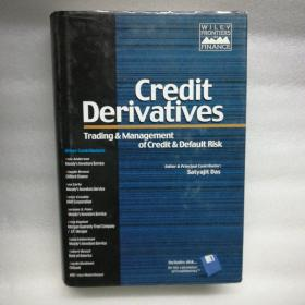 Credit Derivatives 详见图