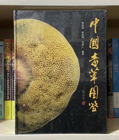 中国毒蕈图鉴/毒蘑菇识别与中毒防治/科学自然科普读物(全新塑封)
