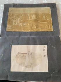 1906年左右的老相册,有照片约69枚,大连的十张左右,日露战争的十张左右,民俗的五张,其余都是家族的照片。