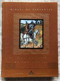 Don-Quixote of the Mancha 唐 吉诃德
