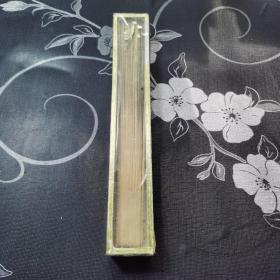 老扇子,檀香木扇子。