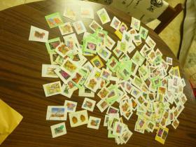 澳大利亚邮票300多枚
