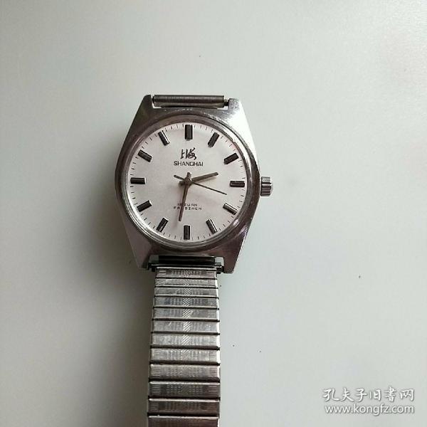 上海机械手表(全钢.防震)